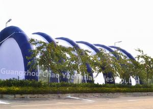 China Giant 30x20m Outdoor PVC Inflatable Sport Archway Party Tent for Events on sale
