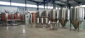 China Microbrewery 500l 1000l home brew system mini beer brewing equipment on sale