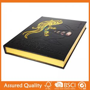 China Coloring full color journal hardcover book printing on sale