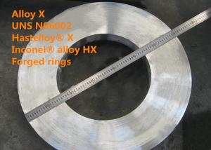 China N06002 Corrosion Resistant Alloys X Outstanding Strength For Gas Turbine Engines on sale