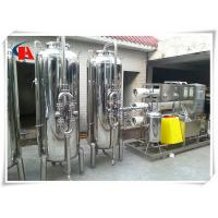Beverage Water Treatment Machine , Drinking Water Treatment Plant High Safety