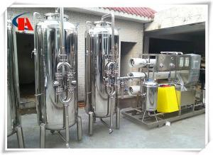 China High Safety Water Treatment Machine , 380v Drinking Water Purifier Machine on sale