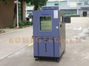China Stainless Steel Precisely Controlled Temperature and Humidity Environmental Chamber on sale