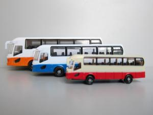 China model plastic bus (without light),miniature model scale bus,N guage model bus,model materials,plastic buses on sale