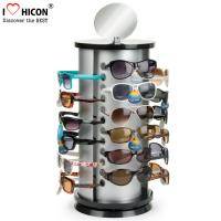 af36de760ca China Counter Top Sunglasses Display Rack Rotating 24 Pairs Rayban Sunglass  Display Stand on sale .