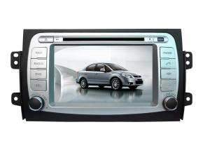 China 2008/ 2009 Suzuki SX4 GPS Navigation System With Double Core GPS Multimedia System on sale