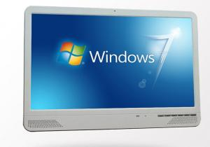 China Single Point All In One Touchscreen PC , 1920*1080 Full Hd i3 4160 Desktop All In One PC on sale