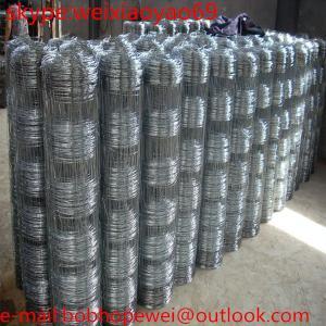 China filed farm wire mesh fencing/ grassland wire mesh/cattle fencing mesh/cattle  fence wire mesh/cattle filed fence mesh on sale
