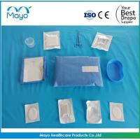 China Ophthalmic Instrument Surgical Disposable Sterile Drape Set Ophthalmology Eye Pack on sale