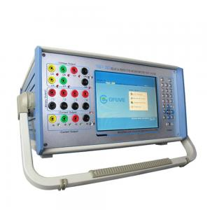 China Three Phase Secondary Current Injection Test Set With Current / Voltage Source on sale