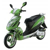 New 50cc gas scooter eec epa approved