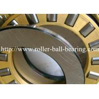 PO P6 P5 Single Row Cylindrical Thrust Roller Bearing With Brass Cage 812 / 530M