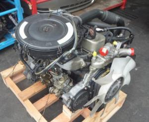 China Nissan TD27 Used Engine Diesel Engine Parts In Stock For Sale on sale