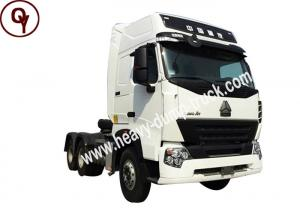 China STD Size Steel Tractor Head Truck on sale