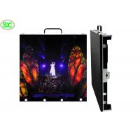 China P5 SMD hight brightness outdoor stage led video wall , stage led screen concert on sale