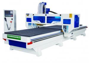 China Automatic Woodworking CNC Machine /1325 ATC Cnc Router Machine Taiwan TBI Ball Screw on sale