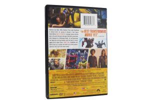 Bumblebee DVD Movie 2019 New Released Action Adventure Sci