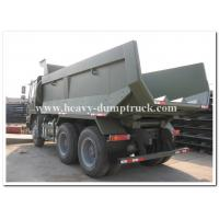 China 16m3 truck bucket volume dump truck 24 tons to transport sand or stone in tough road in africa on sale