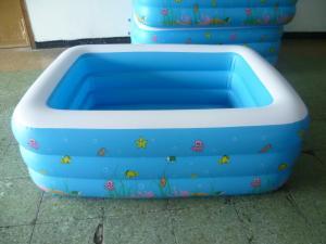 China Piscine gonflable, piscine d'eau gonflable on sale