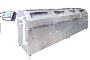 China Large Capacity Industrial Drying Oven Large Infrared Conveyor Dryer For Solidifying on sale