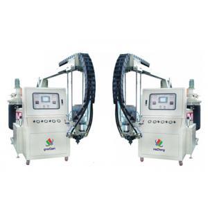 China PU Wood Furniture Low Pressure Polyurethane Foam Injection Machine on sale