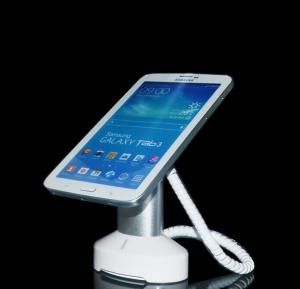 China COMER anti-theft locking devices for 7 tablet secure retail display stand with charging function on sale