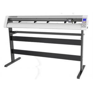 China T-48L Plotter Sticker Cutting Machine , Large Vinyl Cutting Machine ARM System on sale