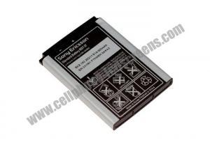 China Rechargeable High Capacity Cell Phone Battery 900mAh For Sony Ericsson J100c / J110c / J120c on sale