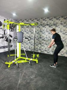 China High Strength Bodybuilding Machine , Commercial Fitness Training Equipment on sale
