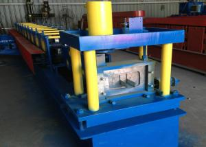 China Chain Transimission U Automatic Roll Forming Machine Adjustable by PLC on sale