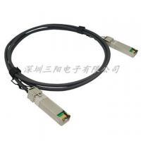 3m  SFP10G-CU3M Compatible SFP+ to SFP+ Passive Direct Attach Copper Cable PVC&LSZH,Support OEM