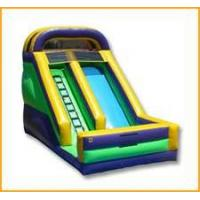Portable outdoor and indoor Rent Commercial Inflatable Slides for Advertising, promotional