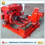 China Deep suction electric self priming pump trailer wholesale