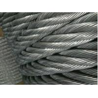 AISI304 1X19 7X7 7X19 Stainless Steel Wire Ropes with PVC or Nylon Coated