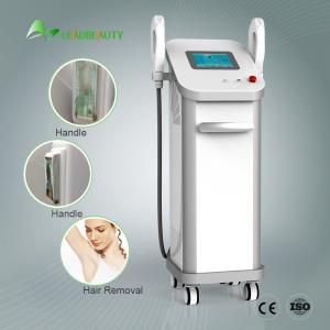 China 3000w IPL SHR E-light 3 system in 1 machine hair removal machine / IPL hair removal 16*50mm big spot size on sale
