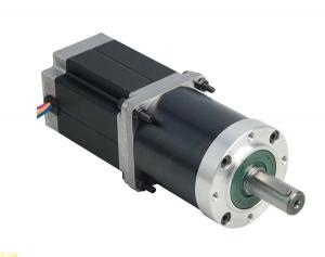 China 86BYGH Hybrid Geared Stepper Motor 4 Deg Backlash Two / Four Phase Low Torque on sale