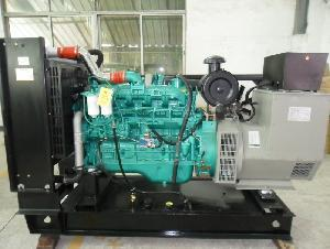 China 500KW Perkins water cooled generator on sale