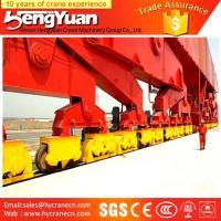 Portal crane applied heavy duty cranes wheels