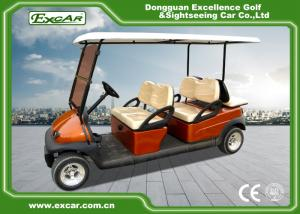 China 6 Person Used Electric Golf Carts Aluminum Used Club Car Electric Golf Cart on sale