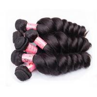 Black Women Use Double Virgin Remy Human Hair Weaving / Real Human Hair