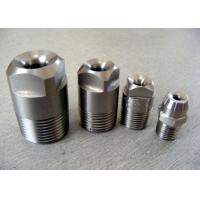 China water spraying stainless steel wide angle industrial full cone nozzles on sale