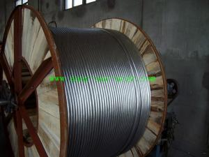 China Bare Aluminium ACSR Conductor for ASTM BS IEC DIN Standards on sale