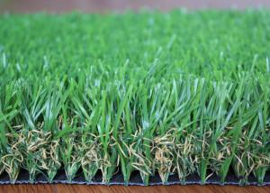 China 18900 High Density Luxury Artificial Grass For Landscaping 45mm Multicolor on sale