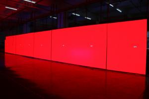 China Super Thin P3 576 X 576mm Indoor LED Video Wall , 1R1G1B SMD2020 Led Display on sale