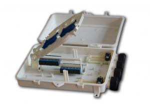 China ABS PP Fiber Optic Terminal Box on sale