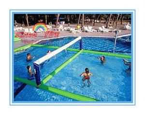 China Portable Waterproof Inflatable Volleyball Field For Water Pool Games(CY-M2736) on sale