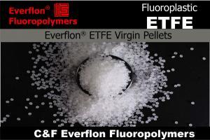 China ETFE Resin / MFI 2-4 / Virgin Pellets / Moulding Processing /  Film Pump Valve on sale
