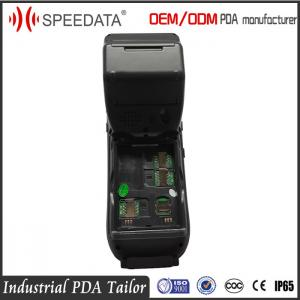 China 2GB RAM Mobile PDA Thermal Printer with 5.0 Inch Touch Screen and 8MP Camera on sale