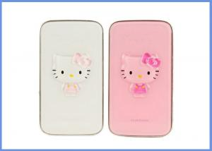 China Big Capacity Slim Hello Kitty Power Bank , Lithium Polymer Battery Pack for Cellphone. on sale