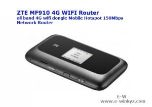 Brand new ZTE MF910 4G WIFI Router all band 4G wifi dongle